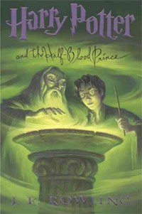 Harry Potter and the Half-blood Prince   J.K. Rowling & Mary Grandpré  