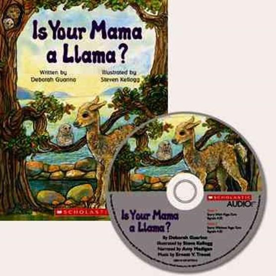 Is Your Mama a Llama Read Along Trade