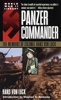 Panzer Commander | Hans Von Luck |