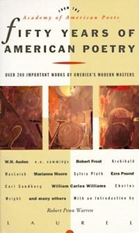 Fifty Years of American Poetry   auteur onbekend  