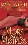 More Than a Mistress | Mary Balogh |