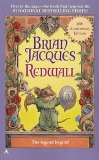 Redwall   Brian Jacques  