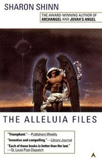 The Alleluia Files   Sharon Shinn  