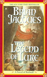 The Legend of Luke   Brian Jacques  