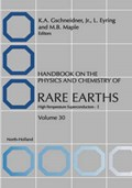 Handbook on the Physics and Chemistry of Rare Earths   Karl A. Gschneidner  