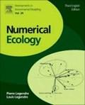 Numerical Ecology   Legendre, P. (departement de Sciences Biologiques, Universite de Montreal, H3c 3j7, Quebec, Canada) ; Legendre, L.  