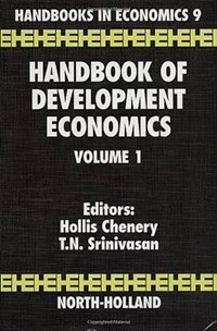 Handbook of Development Economics | Hollis Burnley Chenery & T. N. Srinivasan |