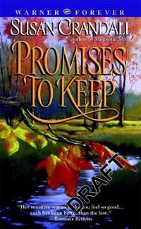 Promises To Keep | Susan Crandall |