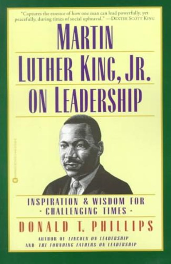 Martin Luther King Jr. on Leadership