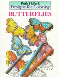 Butterflies Coloring Book | Ruth Heller |