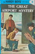 The Great Airport Mystery   Franklin W. Dixon  