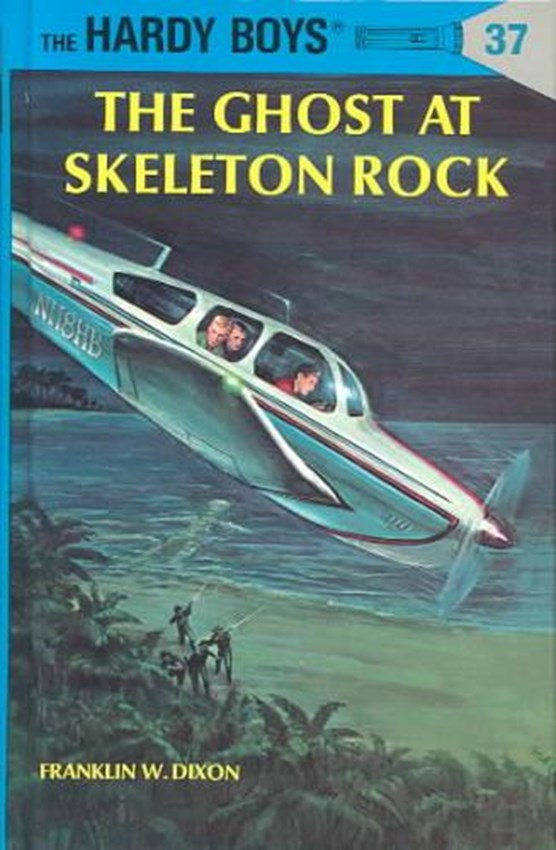 The Ghost at Skeleton Rock