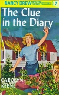 The Clue in the Diary   Carolyn Keene  