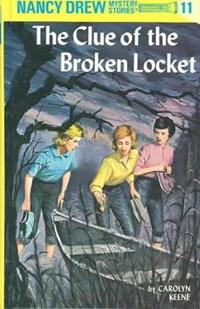 The Clue of the Broken Locket   Carolyn Keene  