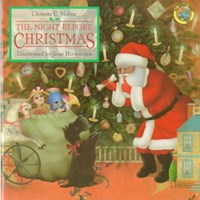 The Night Before Christmas | Clement Clarke Moore |