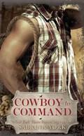 Cowboy to Command | Sabrina York |