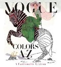 Colouring book Vogue colors a to z | Valerie Steiker |