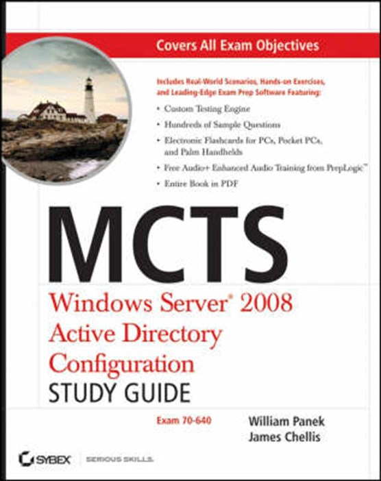 MCTS Windows Server 2008 Active Directory Configuration Study Guide