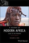 A History of Modern Africa   Richard J. Reid  