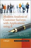Modern Analysis of Customer Surveys | Ron S. Kenett ; Silvia Salini |
