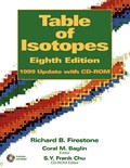 Table of Isotopes | Richard B. Firestone |