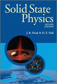 Solid State Physics | Hook, J. R. ; Hall, H. E. |