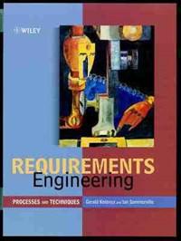 Requirements Engineering | Gerald Kotonya ; Ian Sommerville |
