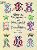 Charted Monograms for Needlepoint and Cross-Stitch   Rita Weiss  