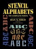 Stencil Alphabets | Dan X. Solo |