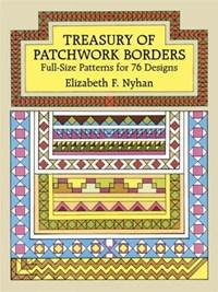 Treasury of Patchwork Borders | Elizabeth Nyhan |