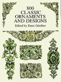 800 Classic Ornaments and Designs | Ernst Gunther |