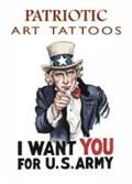 Patriotic Art Tattoos | Marty Noble |
