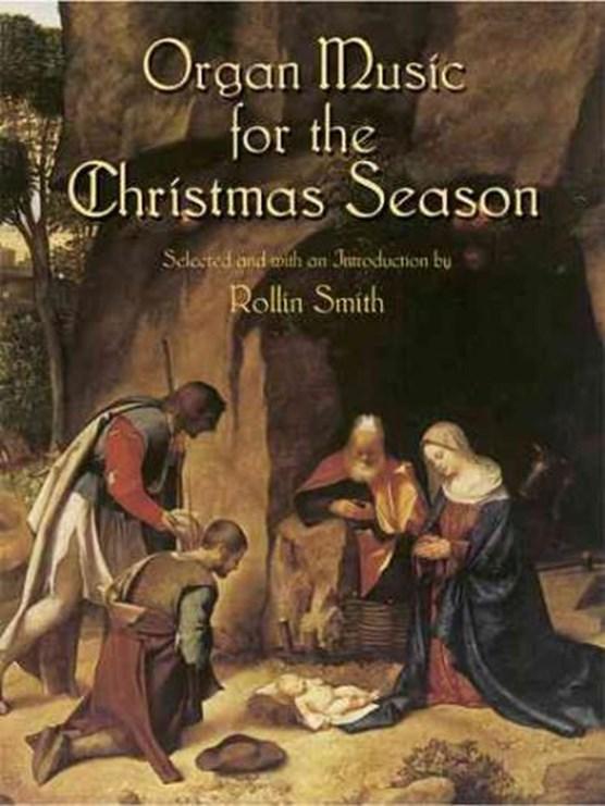 Organ Music for the Christmas Season
