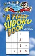 A First Sudoku Book   John Pazzelli  