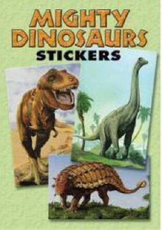 Mighty Dinosaurs Stickers