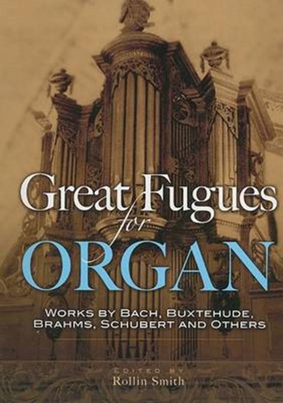 Great Fugues for Organ