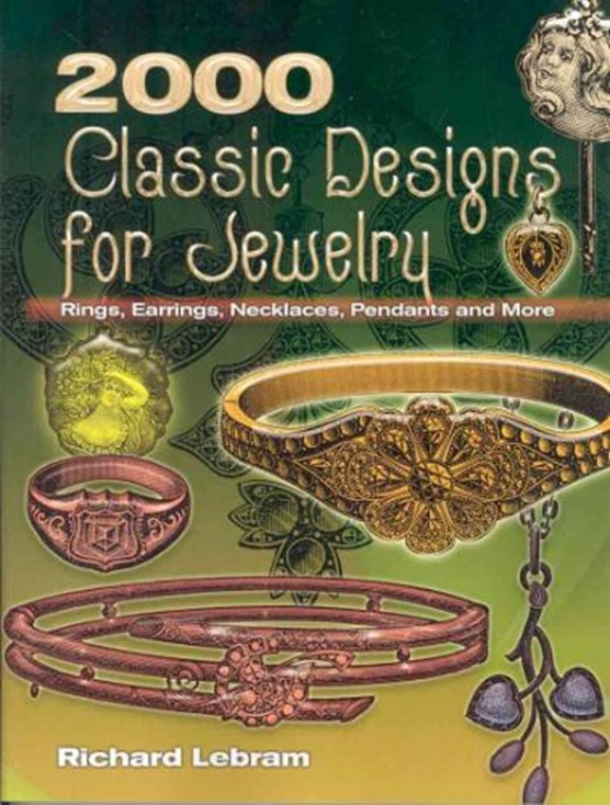 2000 Classic Designs for Jewelry