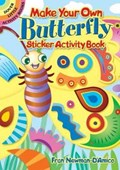 Make Your Own Butterfly Sticker Activity Book | Fran Newman-D'amico |