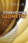 Foundations of Geometry   Wylie, C R, Jr.  