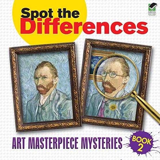 Art Masterpiece Mysteries