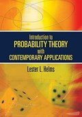 Introduction to Probability Theory with Contemporary Applications | Lester L Helms |