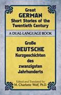 Great German Short Stories of the Twentieth Century   auteur onbekend  