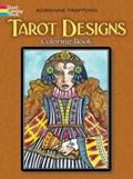 Tarot Designs Coloring Book | Adrienne Trafford |