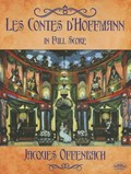 Contes d'Hoffmann in Full Score   Jacques Offenbach  