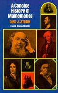 A Concise History of Mathematics   Dirk J. Struik  