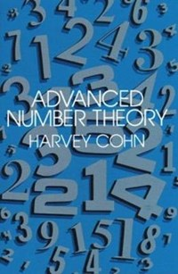 Advanced Number Theory | Harvey Cohn |