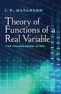 Theory of Functions of a Real Variable   I. P. Natanson  