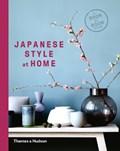 Japanese style at home | Bays, Olivia ; Nuijsink, Cathelijne ; Seddon, Tony |