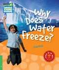 Why Does Water Freeze? Level 3 Factbook   Peter Rees  