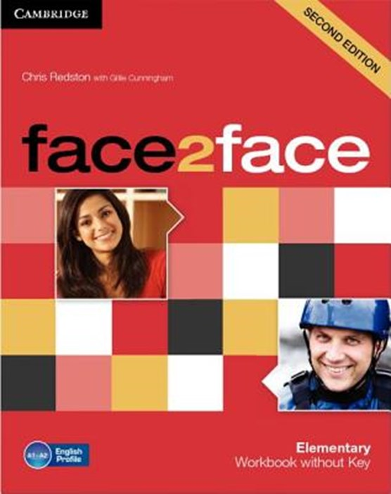 face2face Elementary Workbook without Key